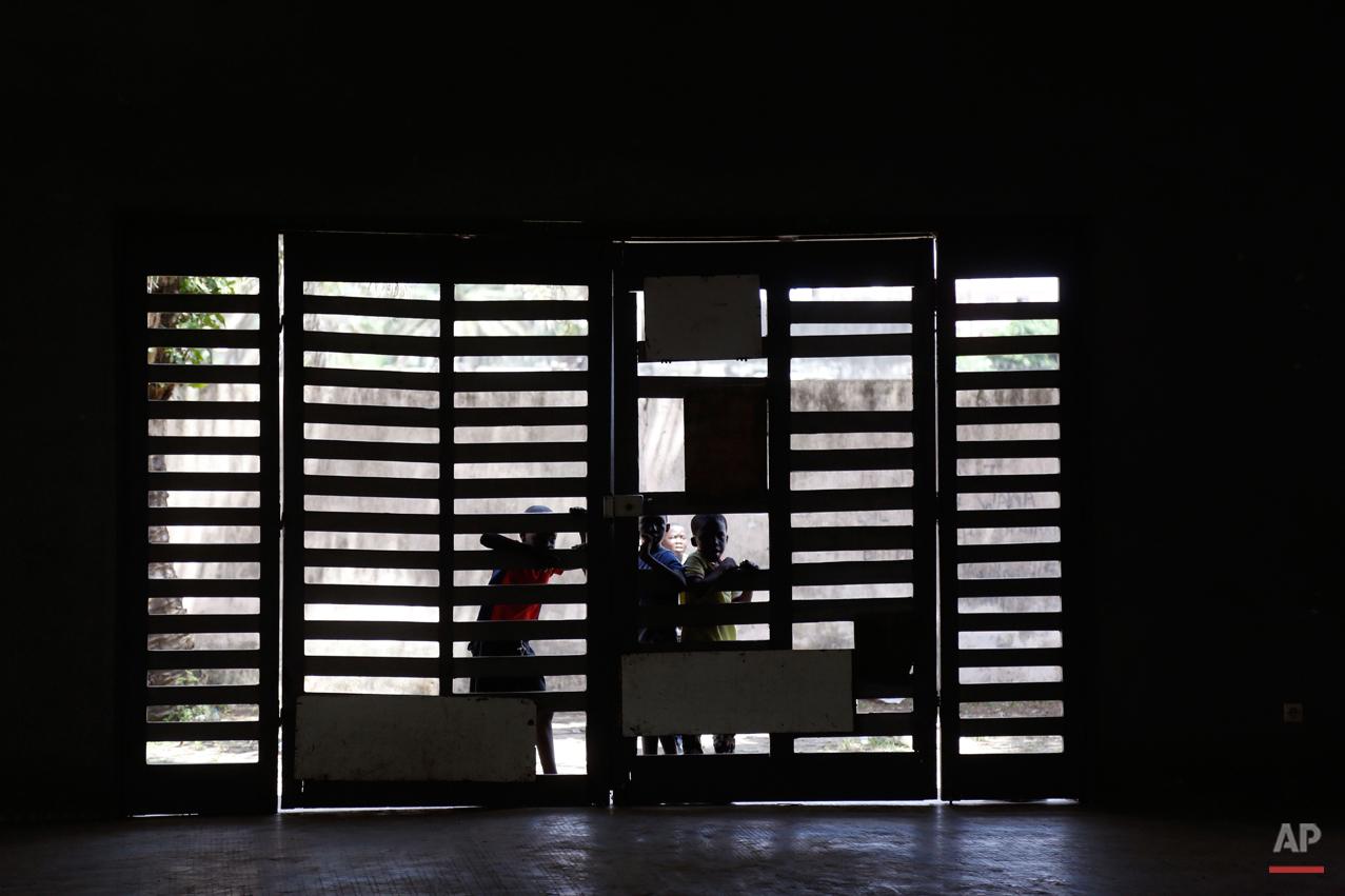 APTOPIX Ivory Coast Election