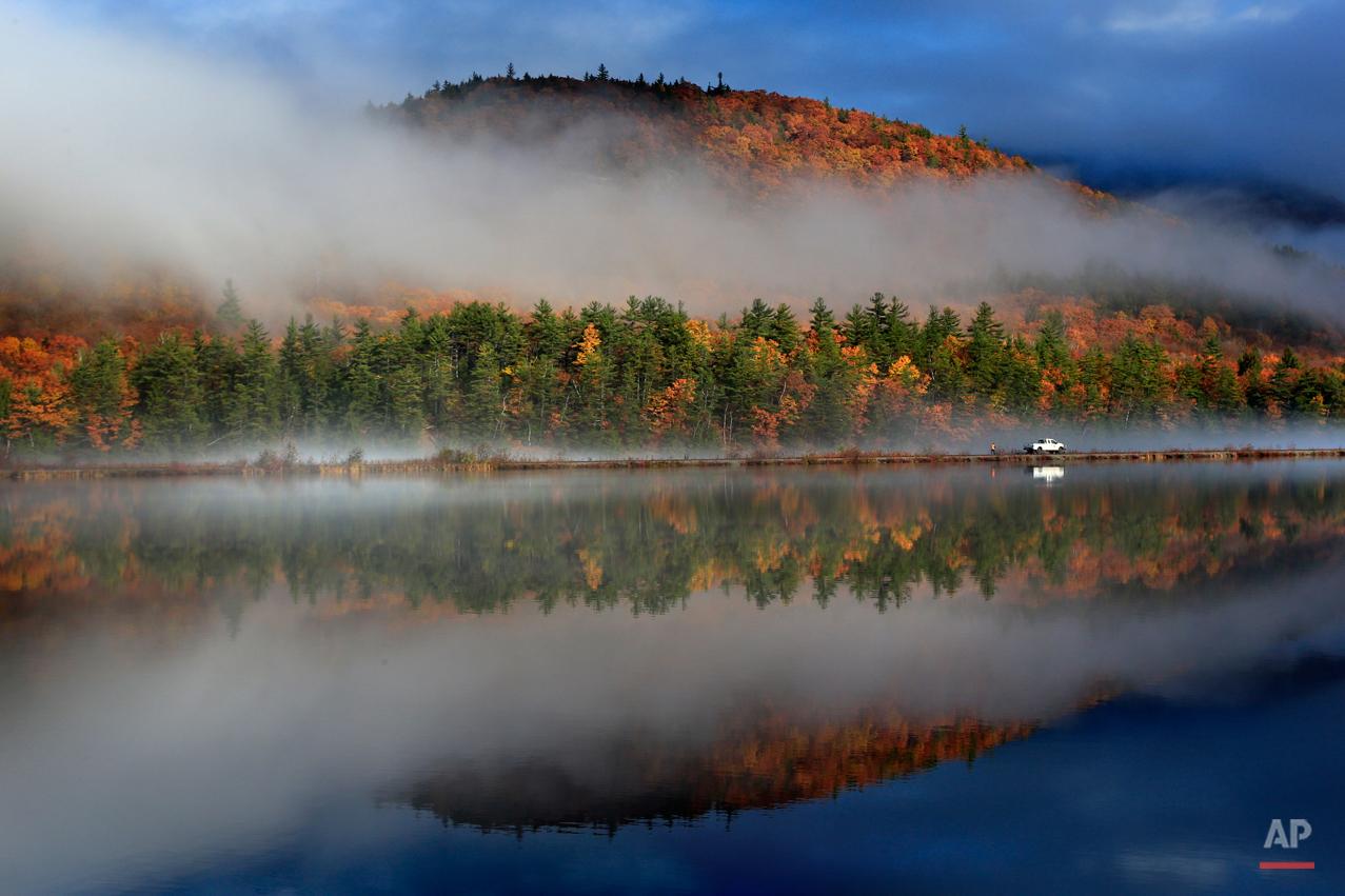 APTOPIX New Hampshire Daily Life