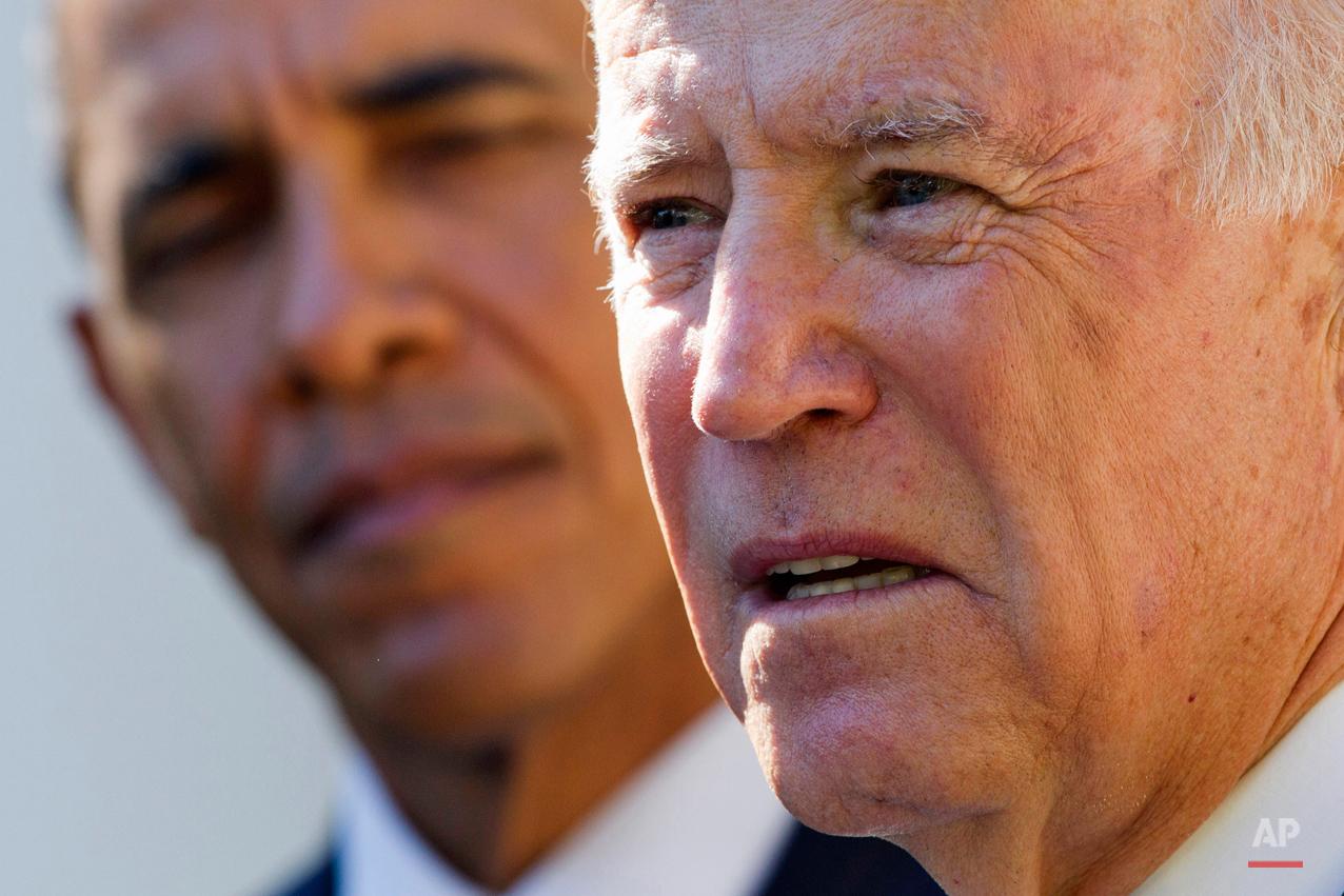APTOPIX DEM 2016 Biden
