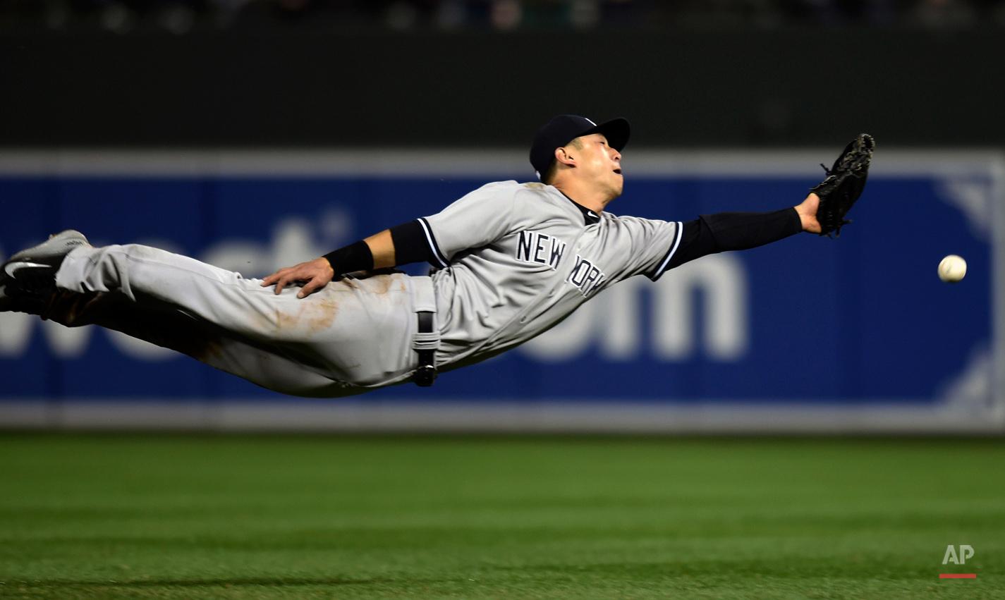 APTOPIX Yankees Orioles Baseball