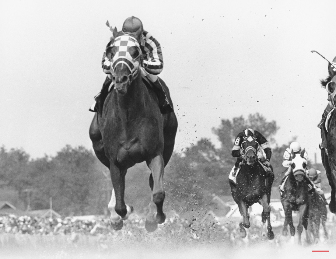 SECRETARIAT KENTUCKY DERBY