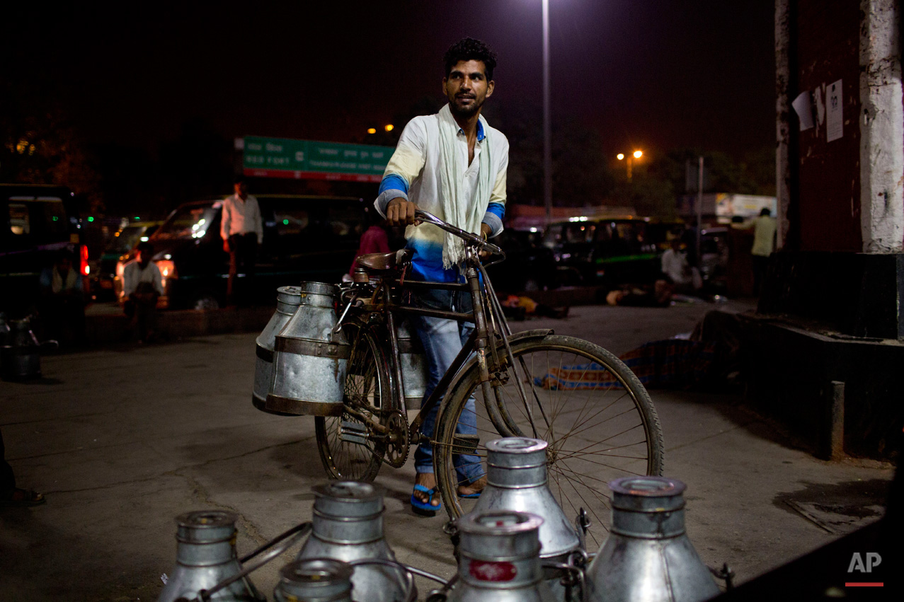 India Milk Everywhere Photo Gallery