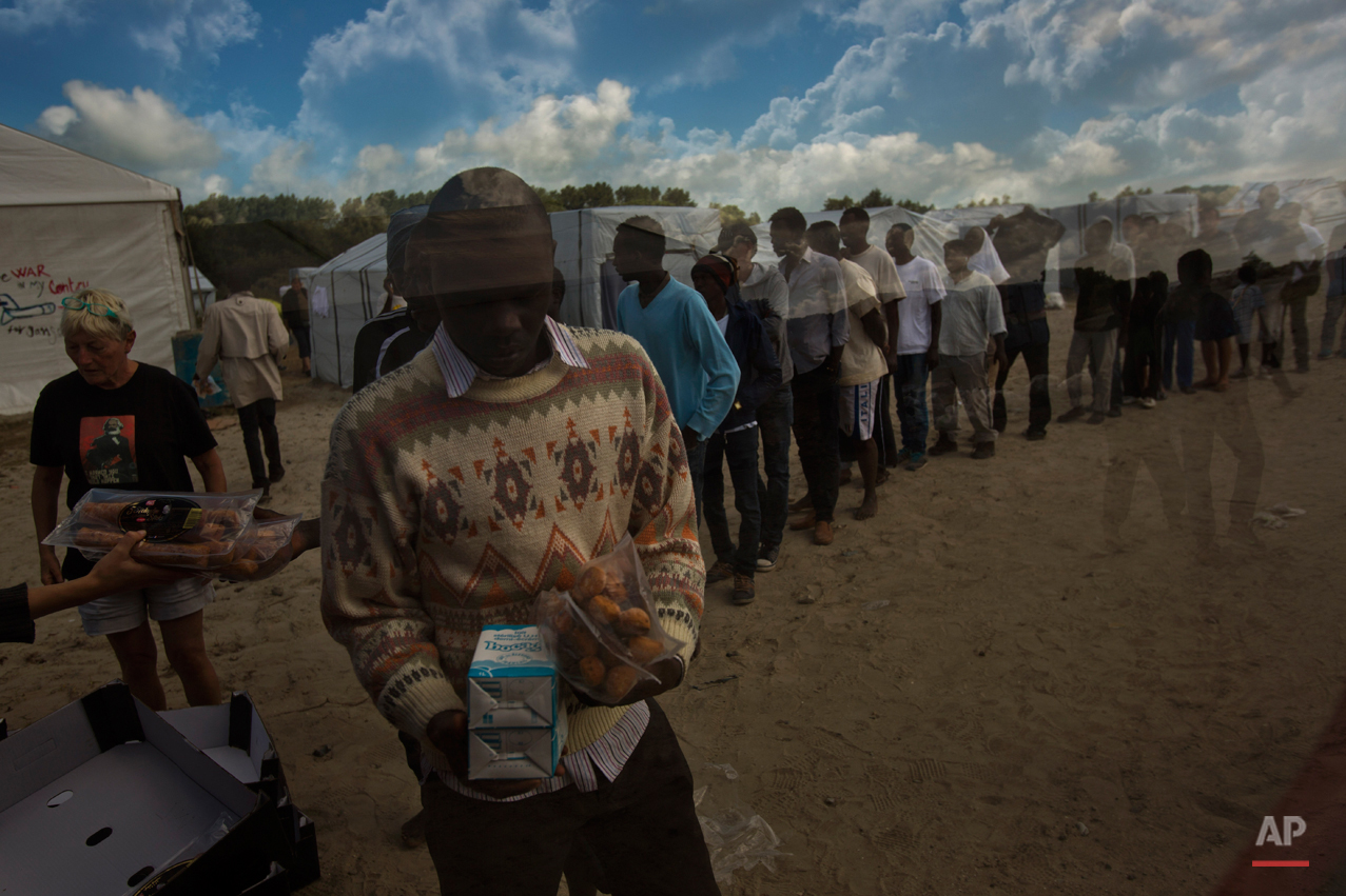 France Migrants Photo Gallery