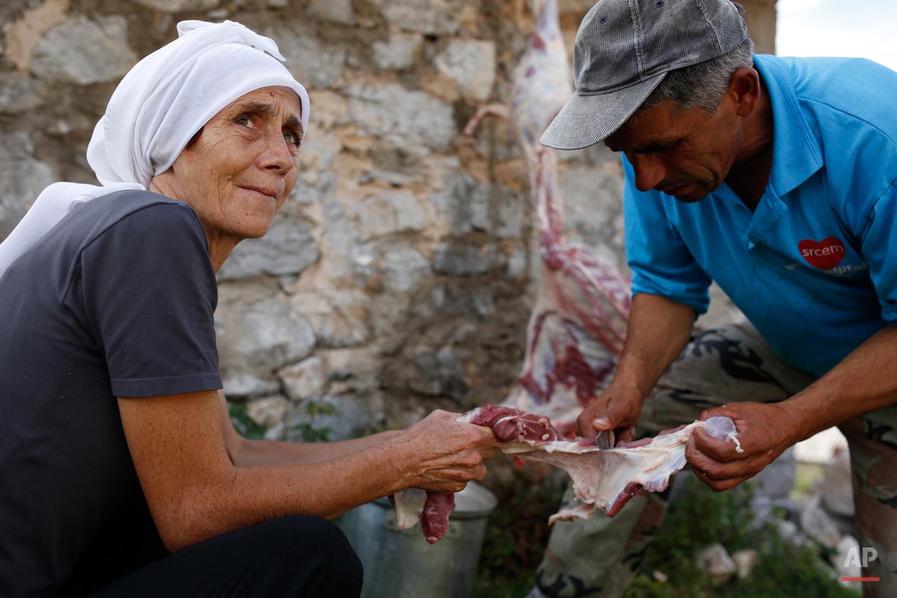 Bosnia Eid al Adha Photo Gallery