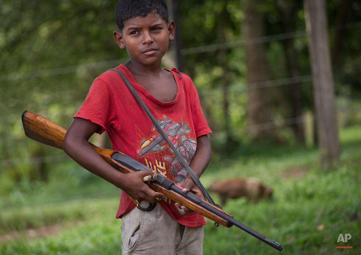 Nicaragua Miskitos Photo Gallery