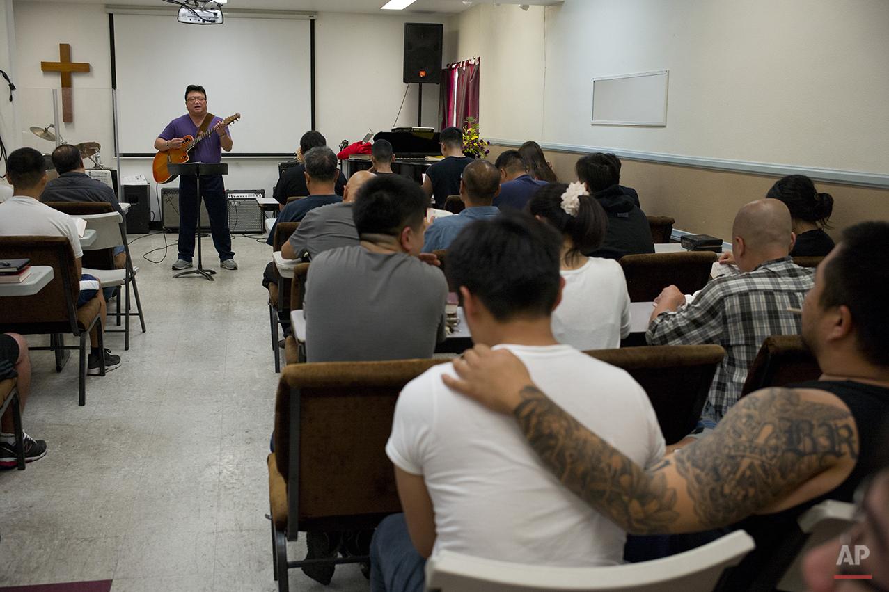 Korean Pastor Drug Rehab