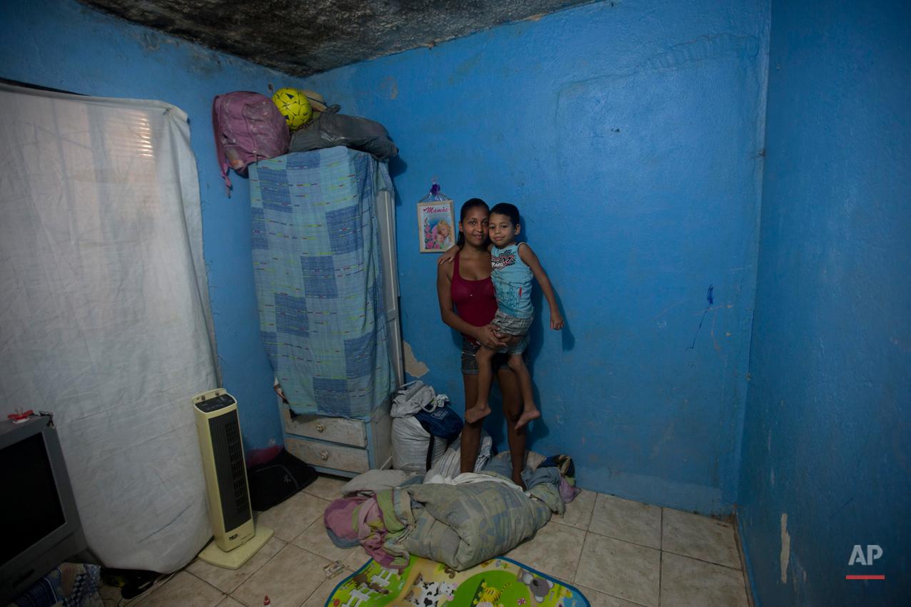 Brazil Rio 2016 Filthy Waters Slums