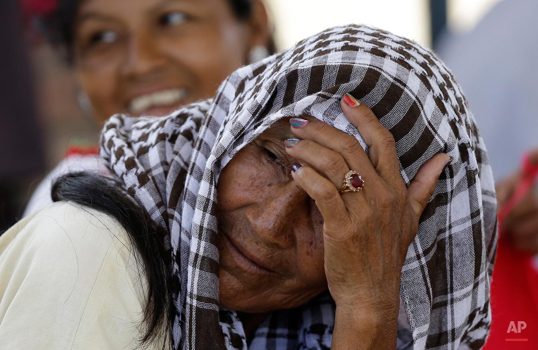 Colombia Struggling Wayuu Photo Gallery