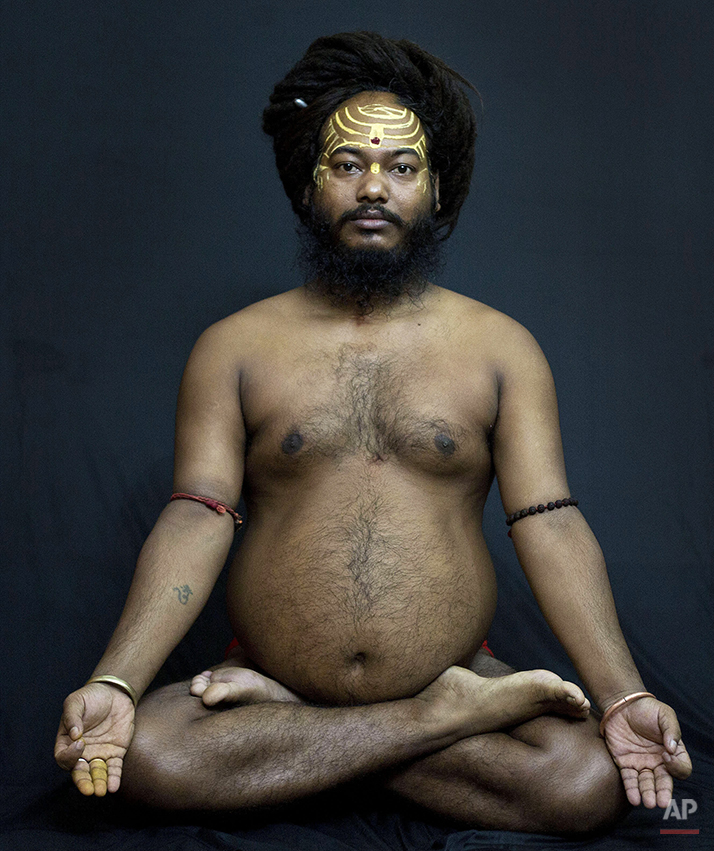 India Yogis Photo Package