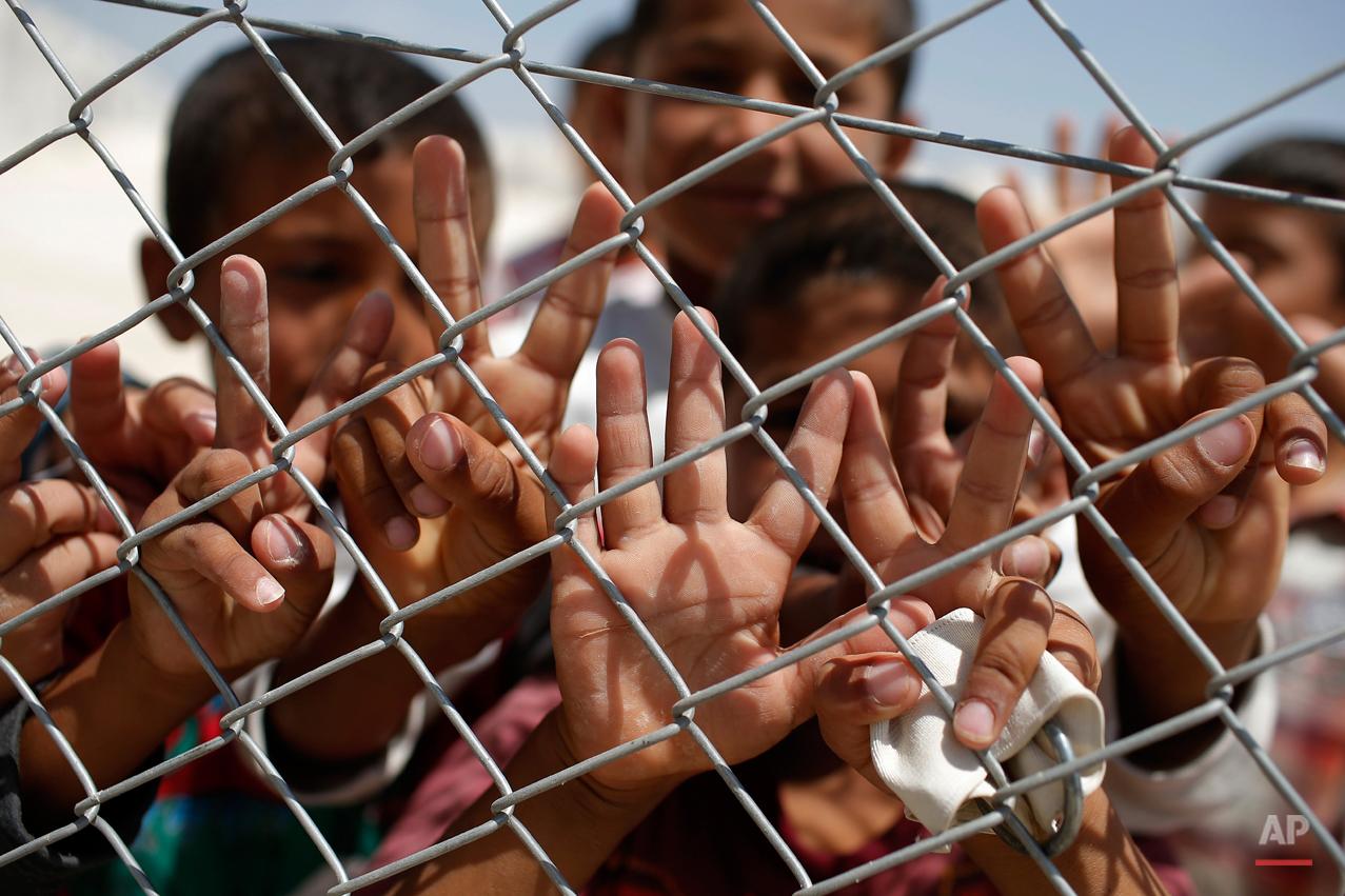 Turkey Syria Refugees