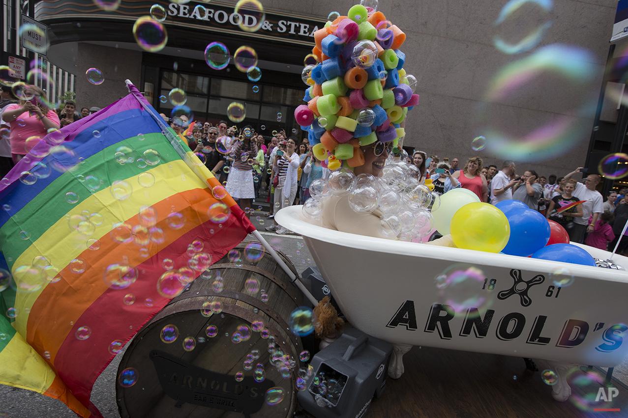 Gay Pride Photo Gallery