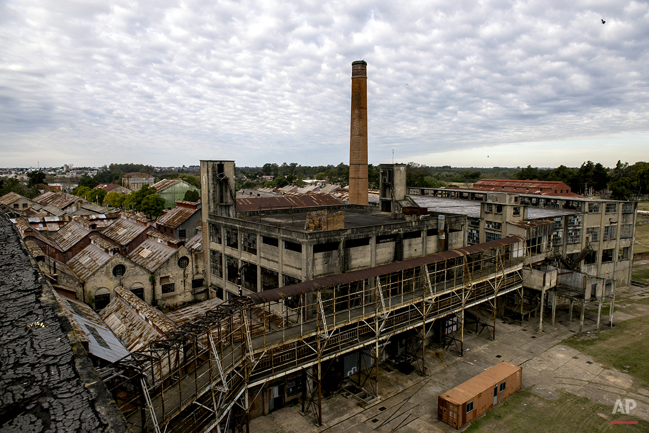 Uruguay Historic Meat Plant Photo Gallery