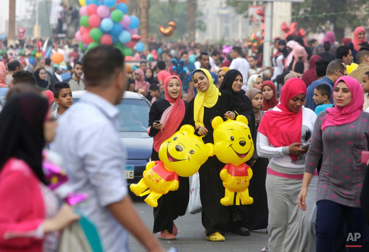 Egypt Eid al Fitr