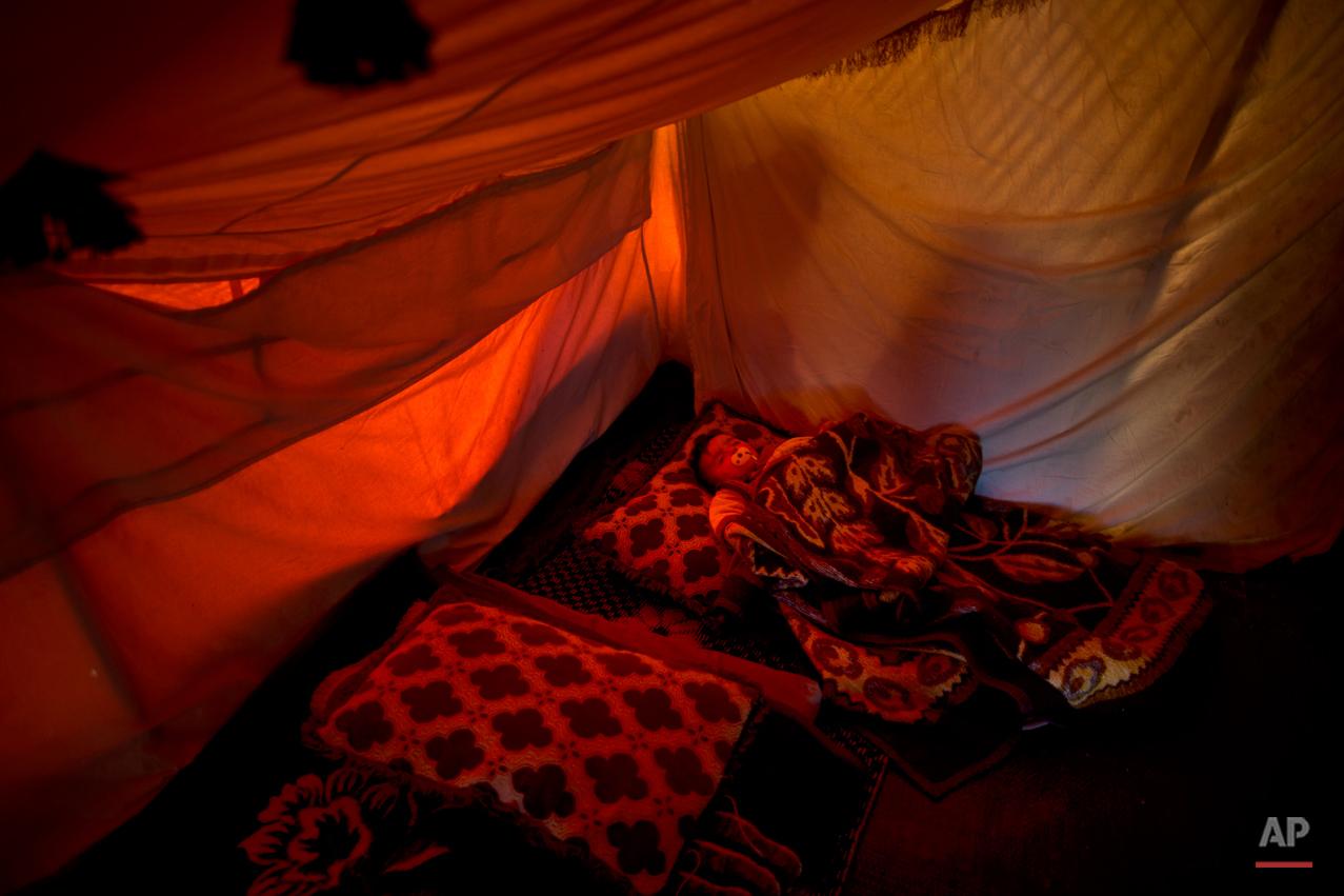 Mideast Jordan Syrian Refugees Daily Life