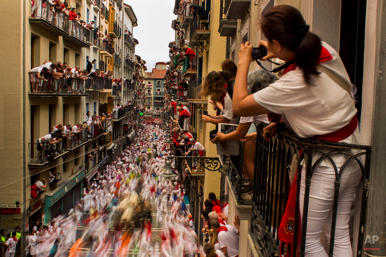 Spain San Fermin Photo Gallery