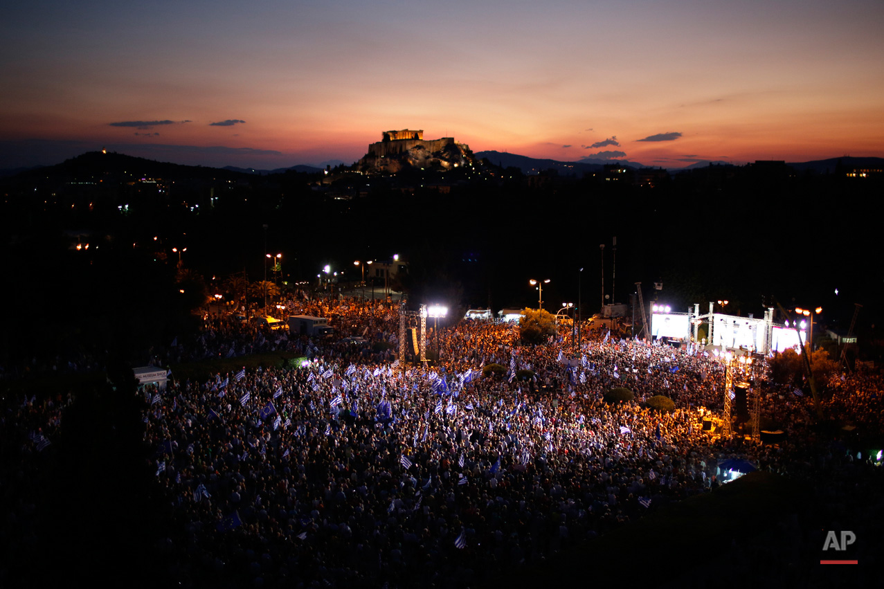 Greece Bailout Photo Gallery