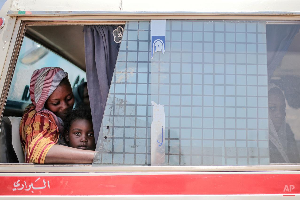 Mideast Sudan Daily Life