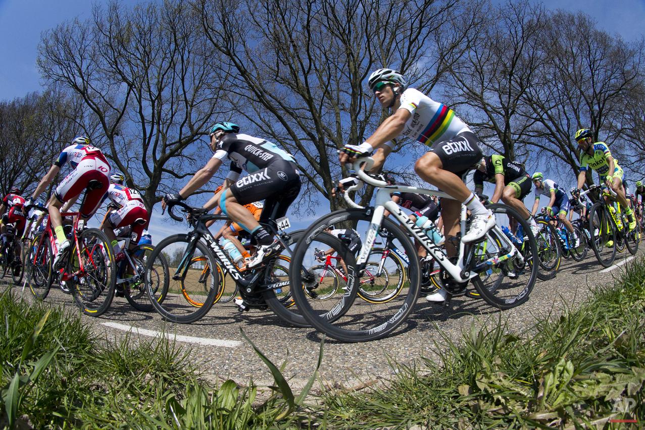 APTOPIX Netherlands Cycling Amstel Gold Race