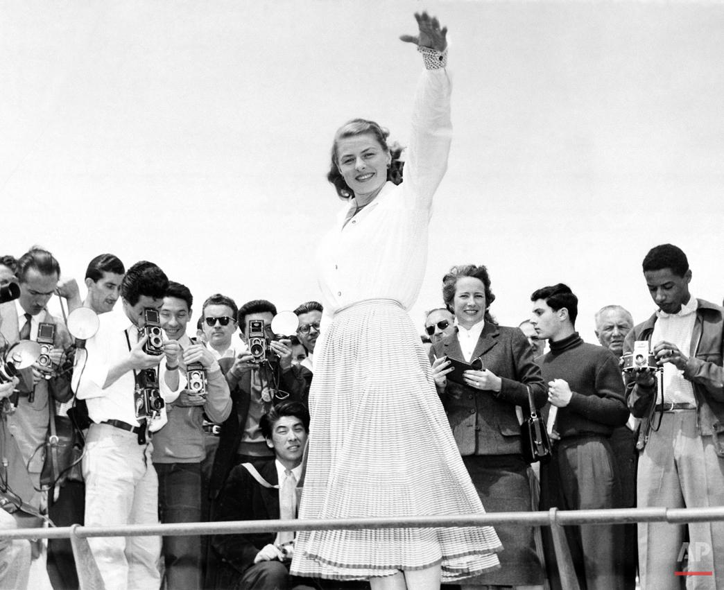 Ingrid Bergman 1956