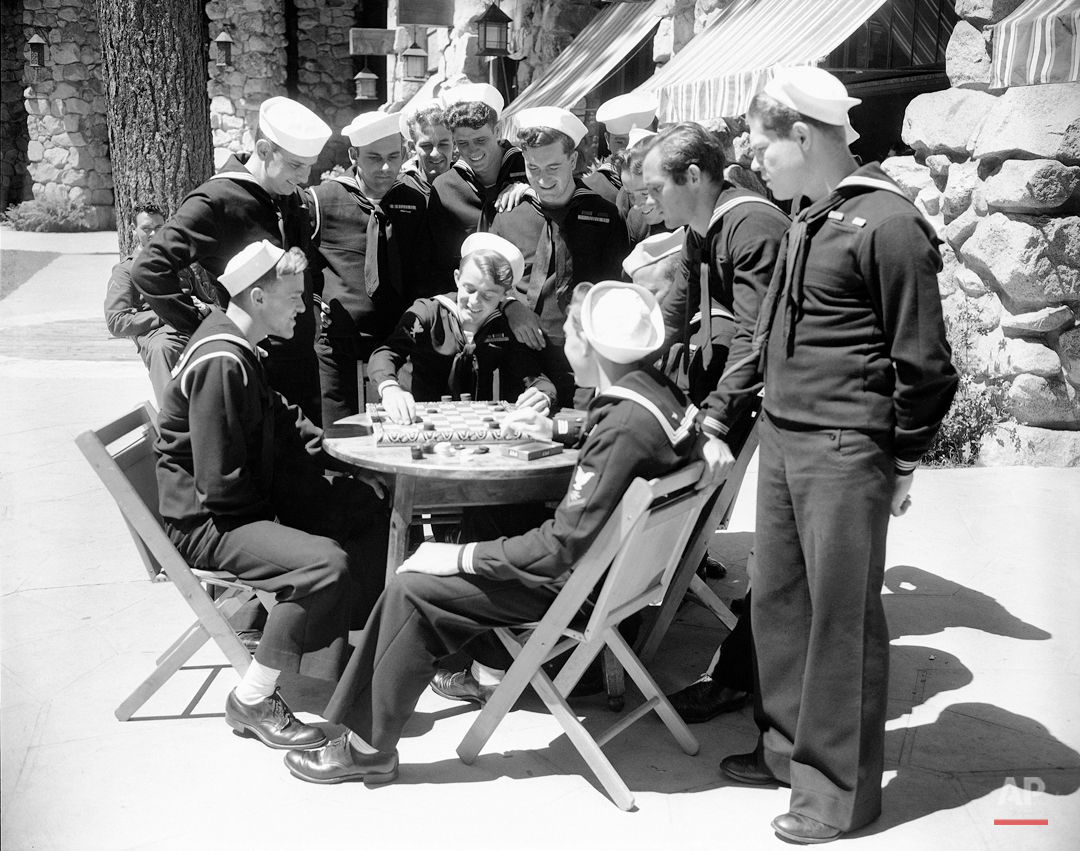 WWII USA Yosemite Naval Hospital
