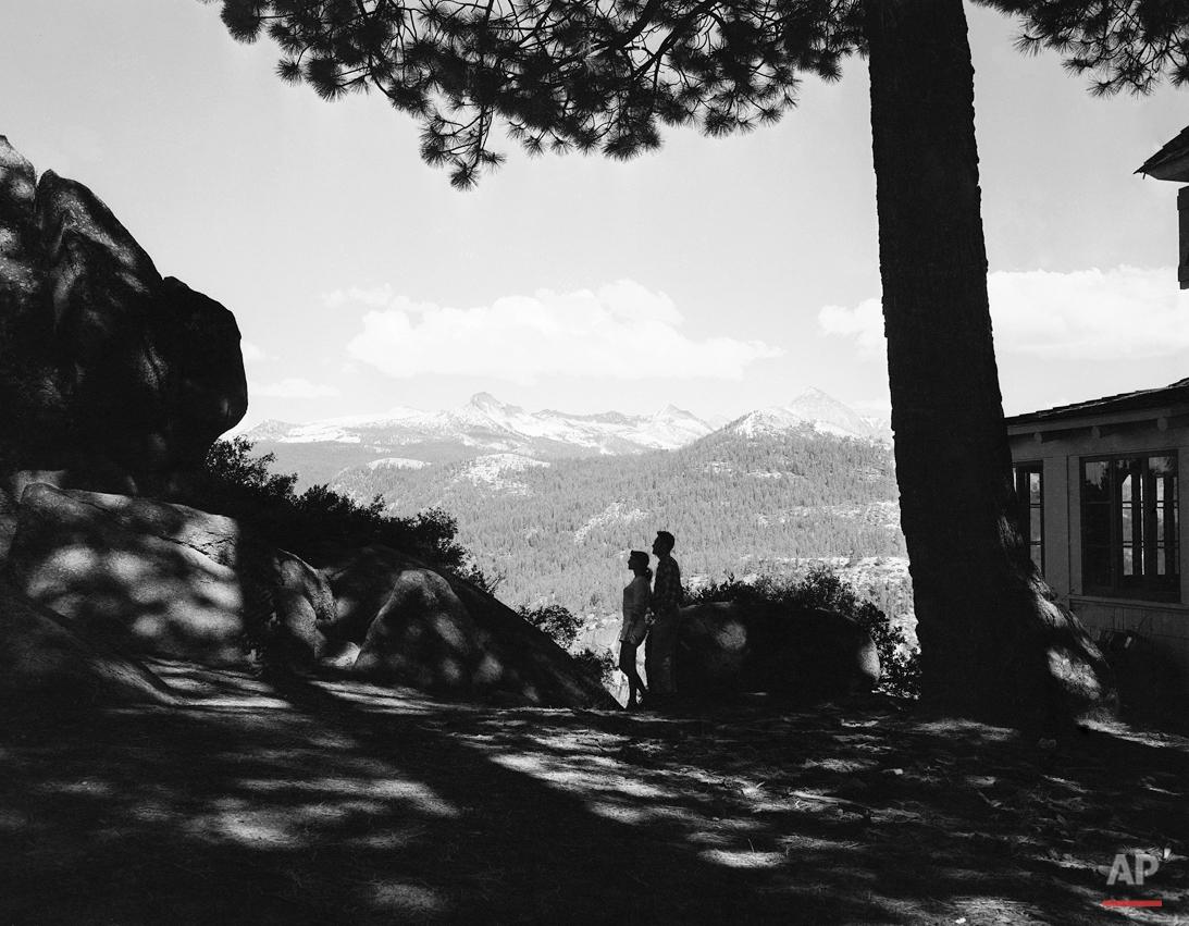 National Parks Yosemite 1952