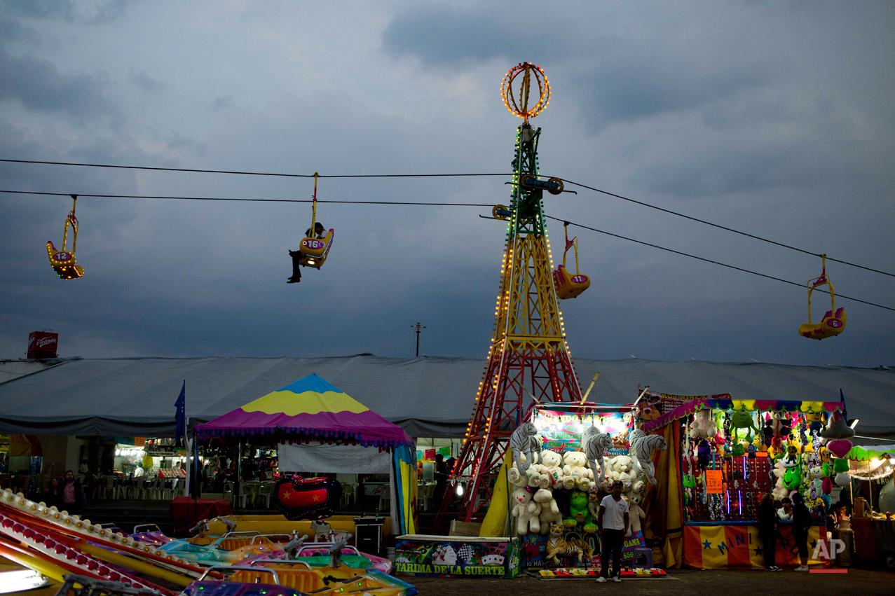 Mexico Texcoco Fair Photo Gallery