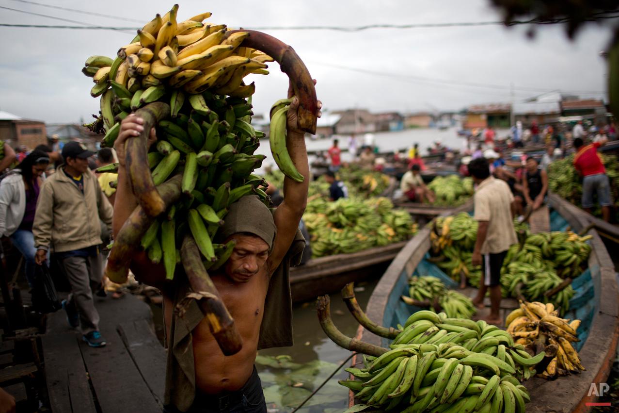 Peru Poor Man's Venice Photo Gallery