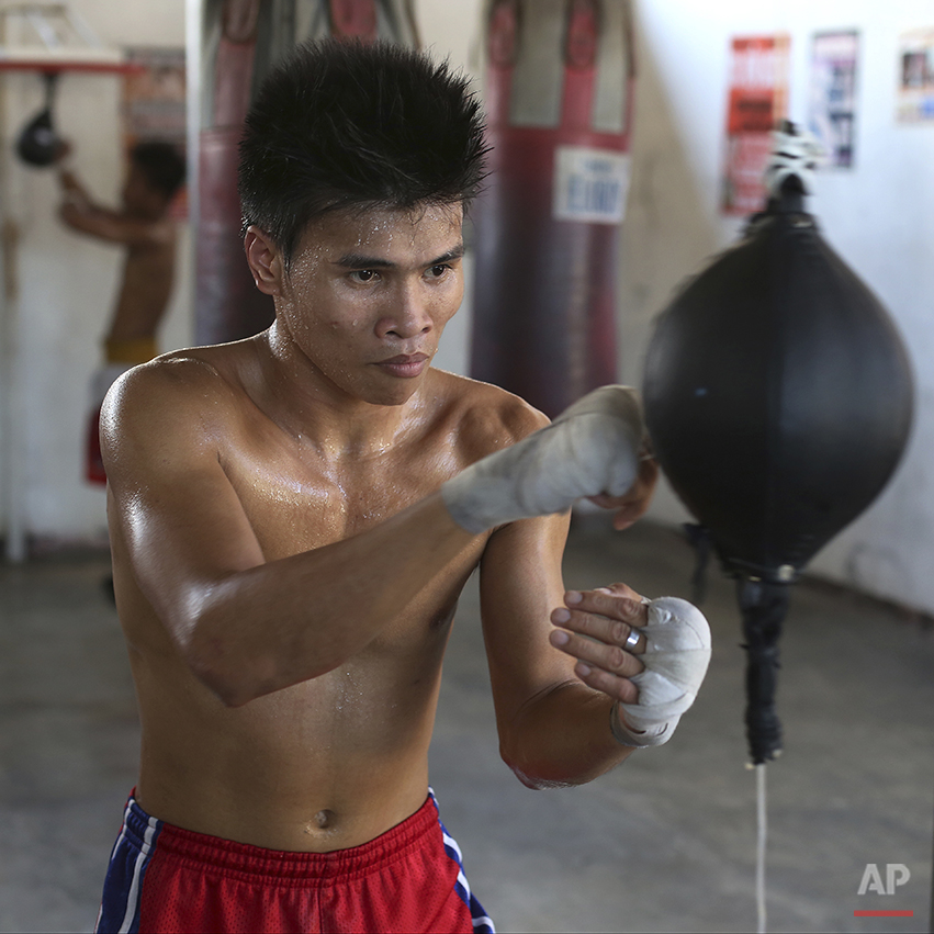 Philippines Inspired by Manny Photo Essay