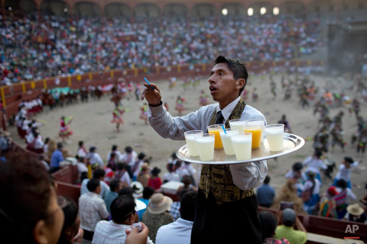 Peru Ayacucho Dancers Photo Gallery