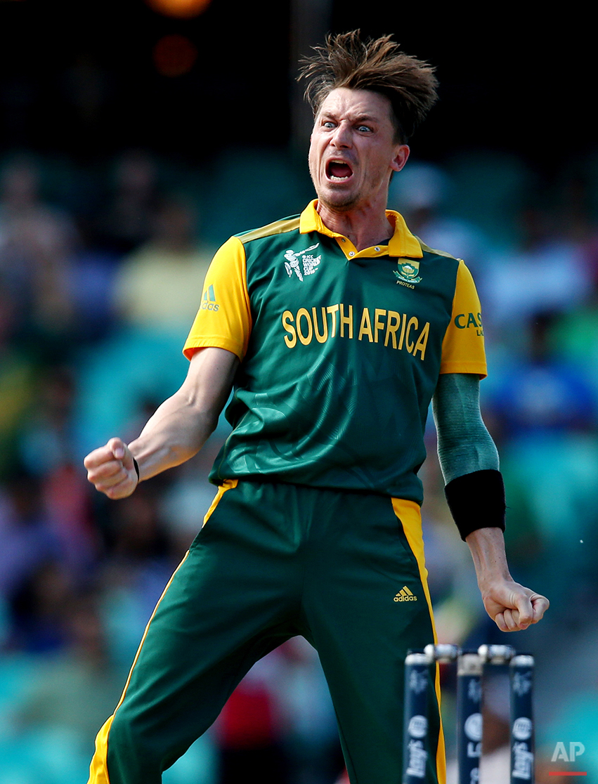 APTOPIX Cricket WCup South Africa Sri Lanka