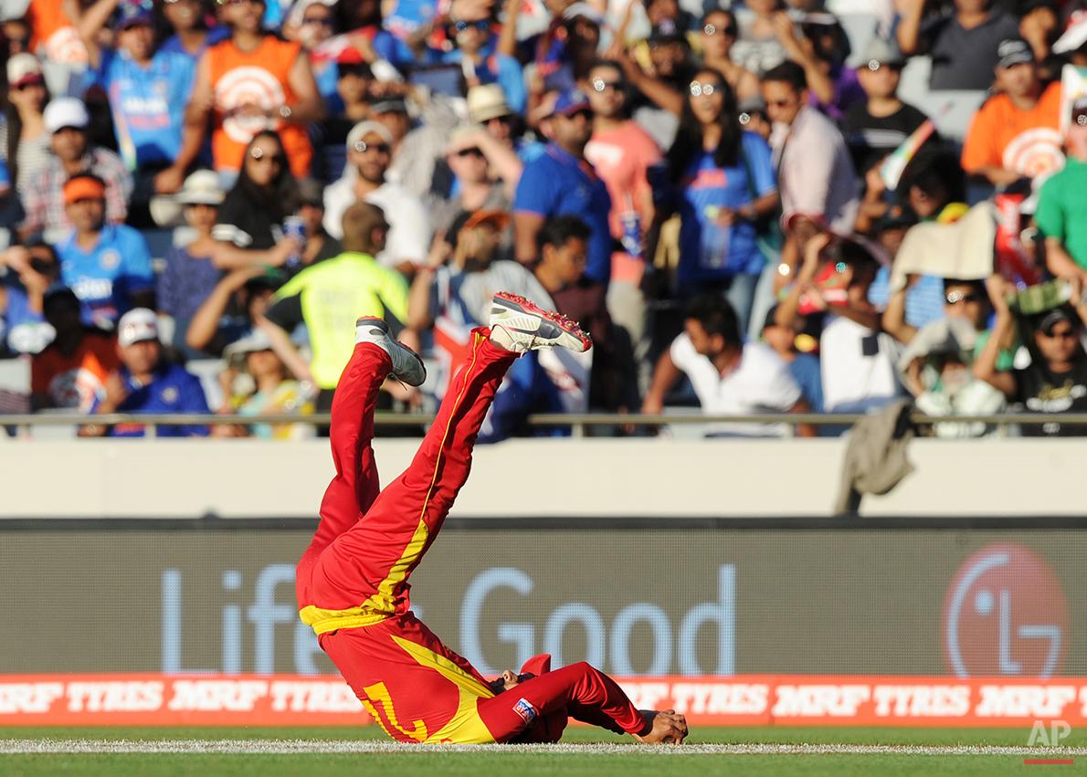 Cricket WCup India Zimbabwe