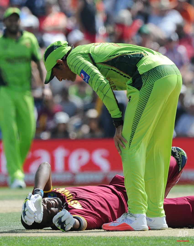 Cricket WCup Pakistan West Indies