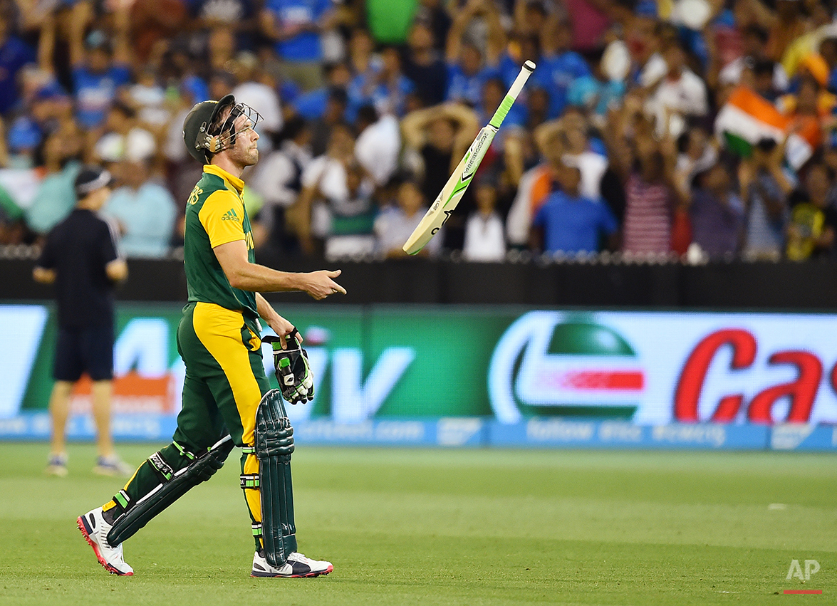 Cricket WCup South Africa India