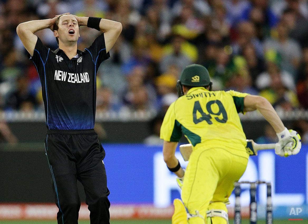 Cricket WCup Australia New Zealand