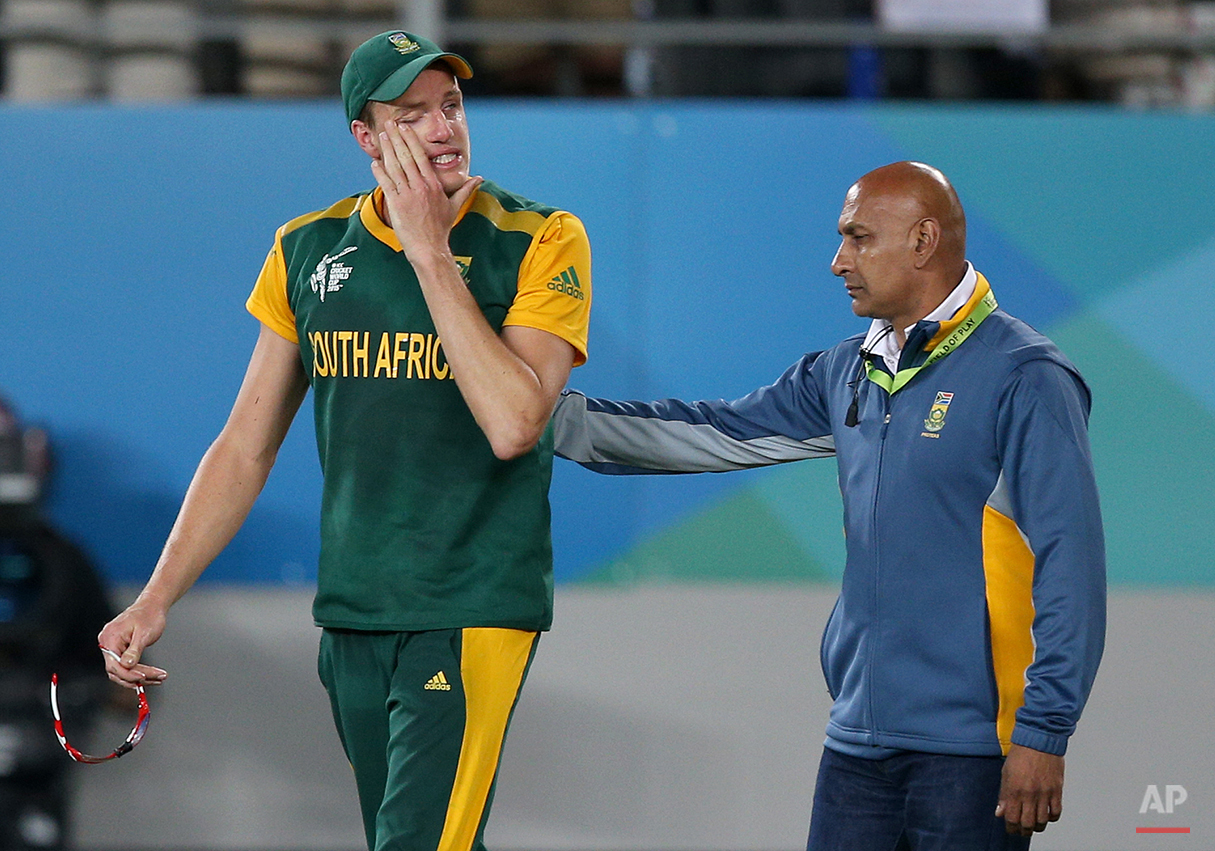 Cricket WCup New Zealand South Africa