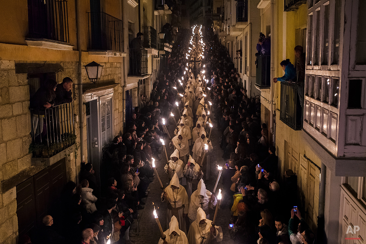 Spain Holy Week Photo Gallery