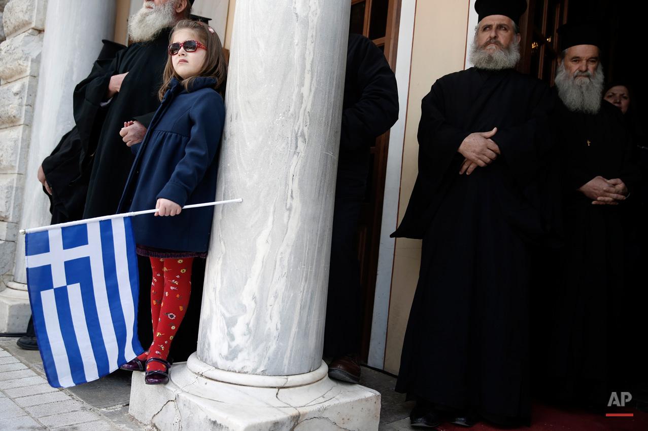 Greece Germany WWII Crimes