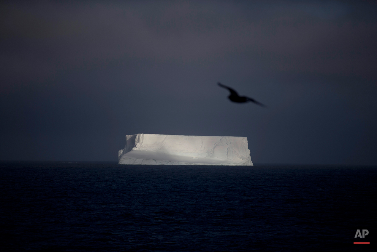 Antarctica Mysteries Photo Essay