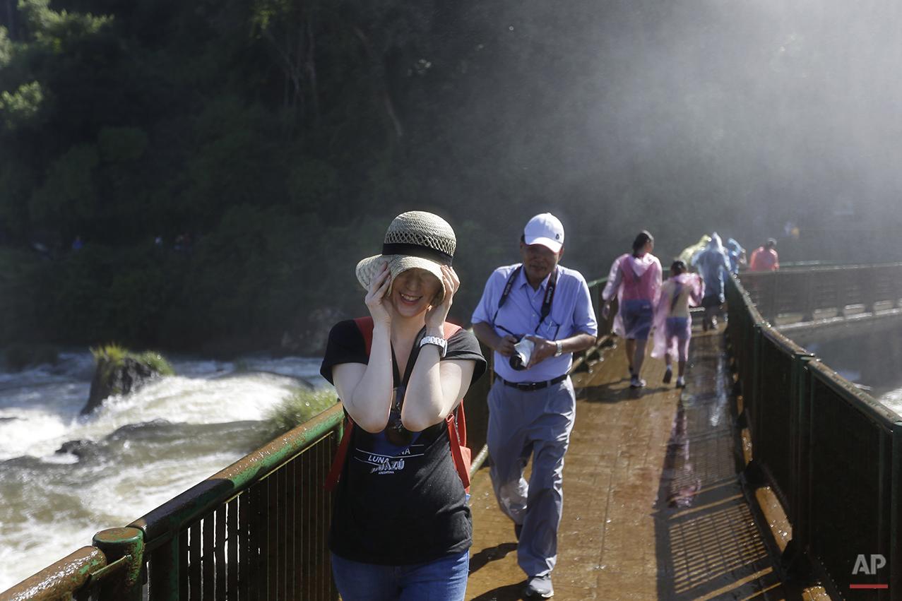 Brazil Iguazu Falls Photo Gallery