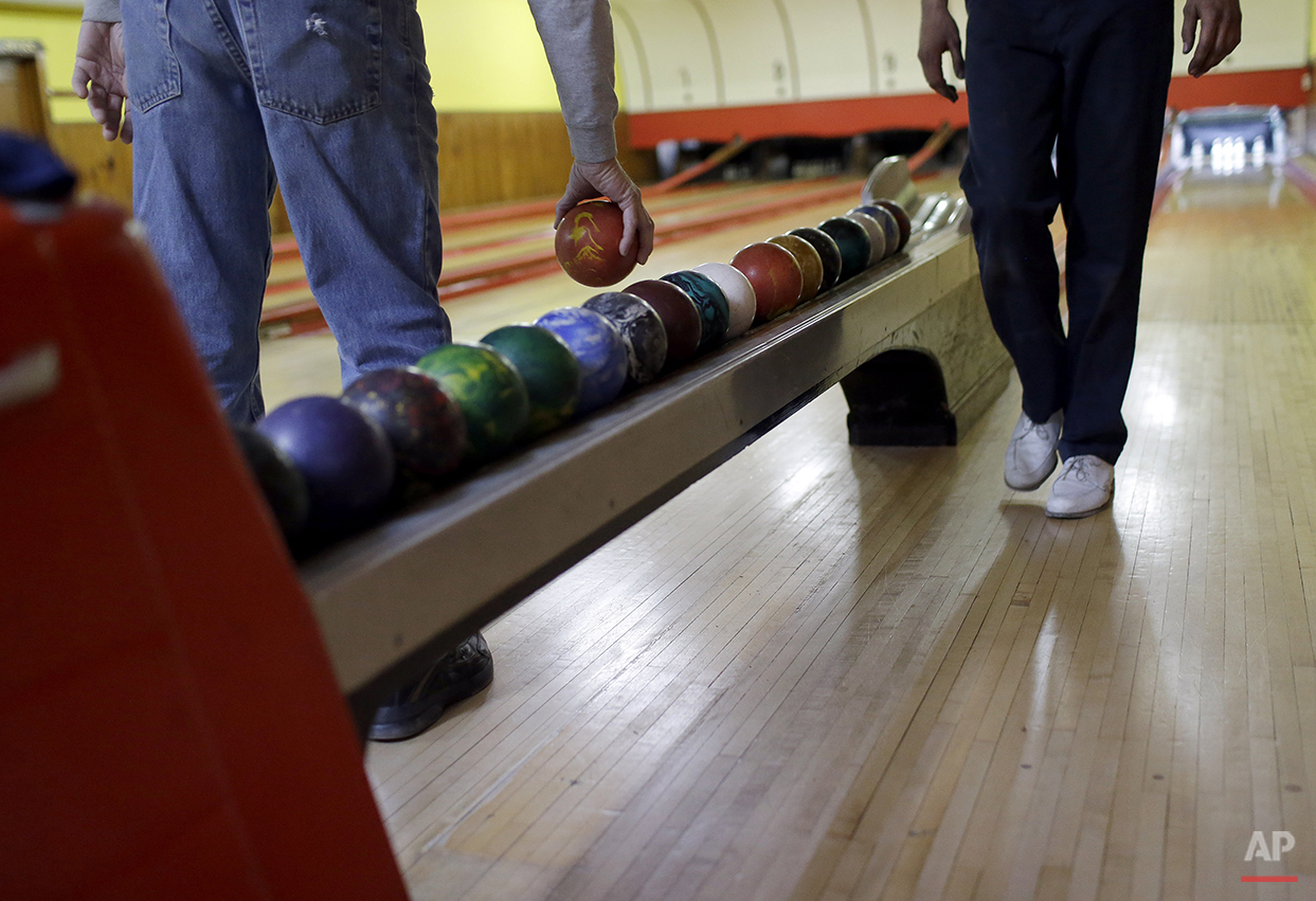 Duckpin Bowling Photo Essay