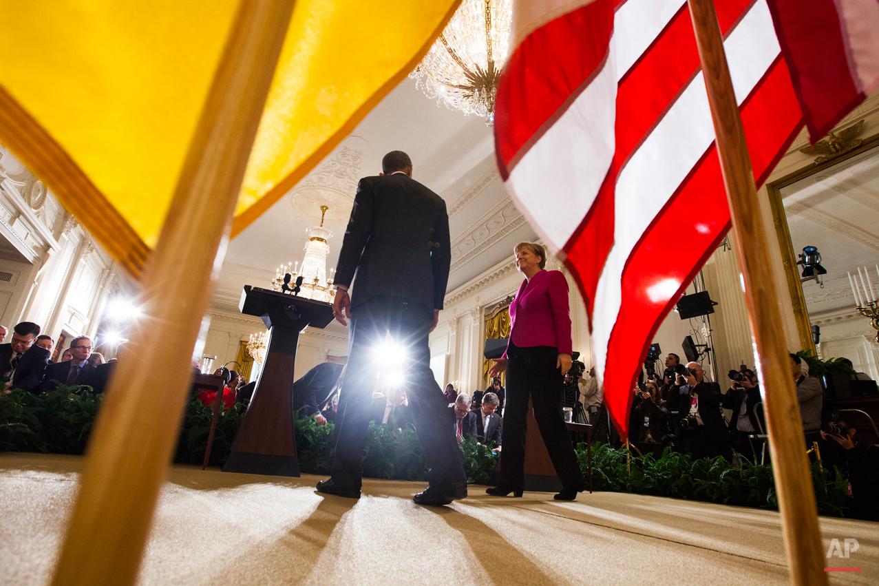 APTOPIX US Obama Germany