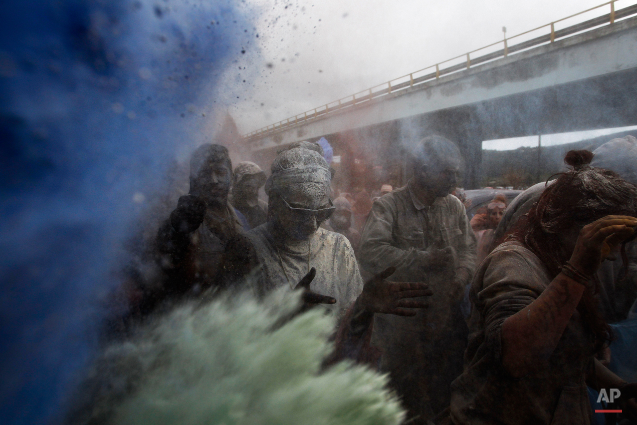 Greece Flour War