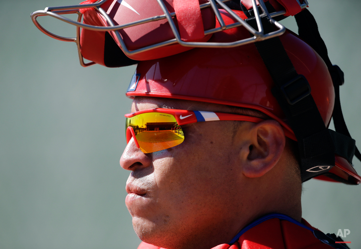 Phillies Spring Baseball