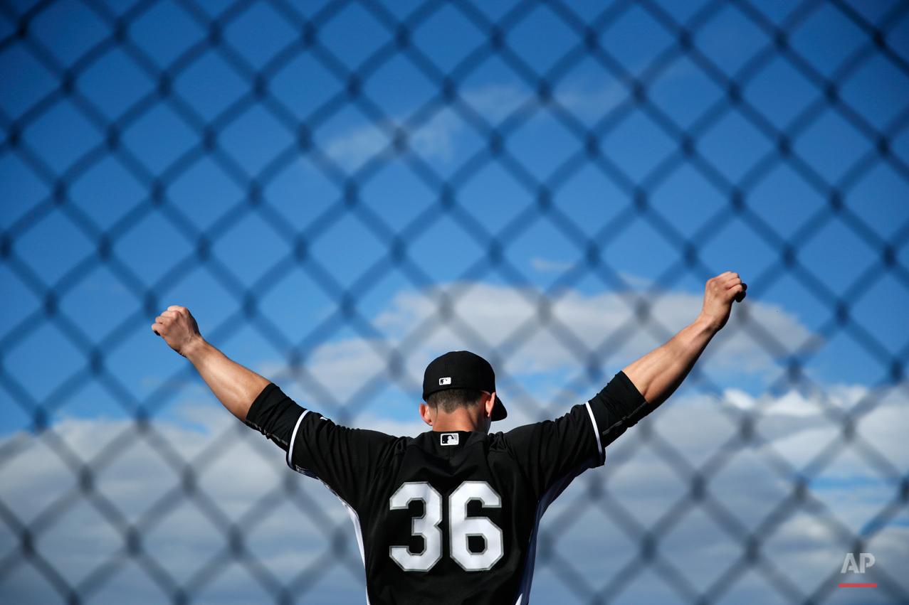 White Sox Spring Baseball