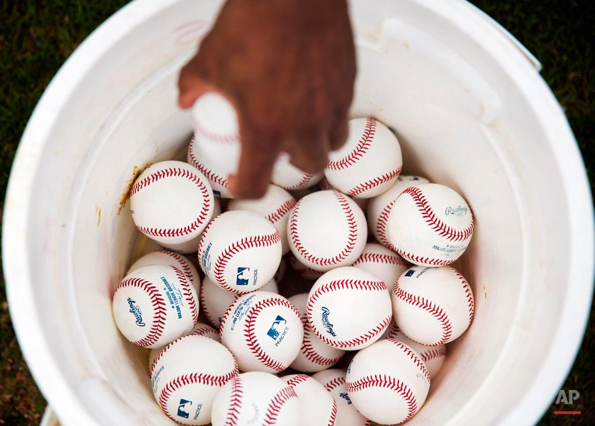 Astros Spring Baseball