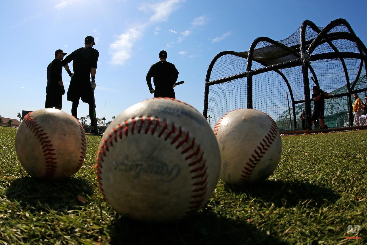 Pirates Spring Baseball