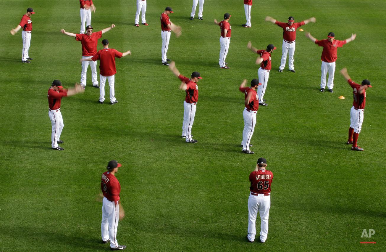 Diamondbacks Spring Baseball