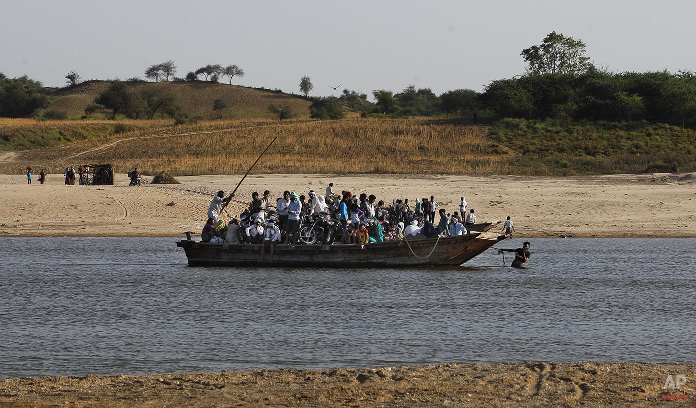 India The Rivers Curse
