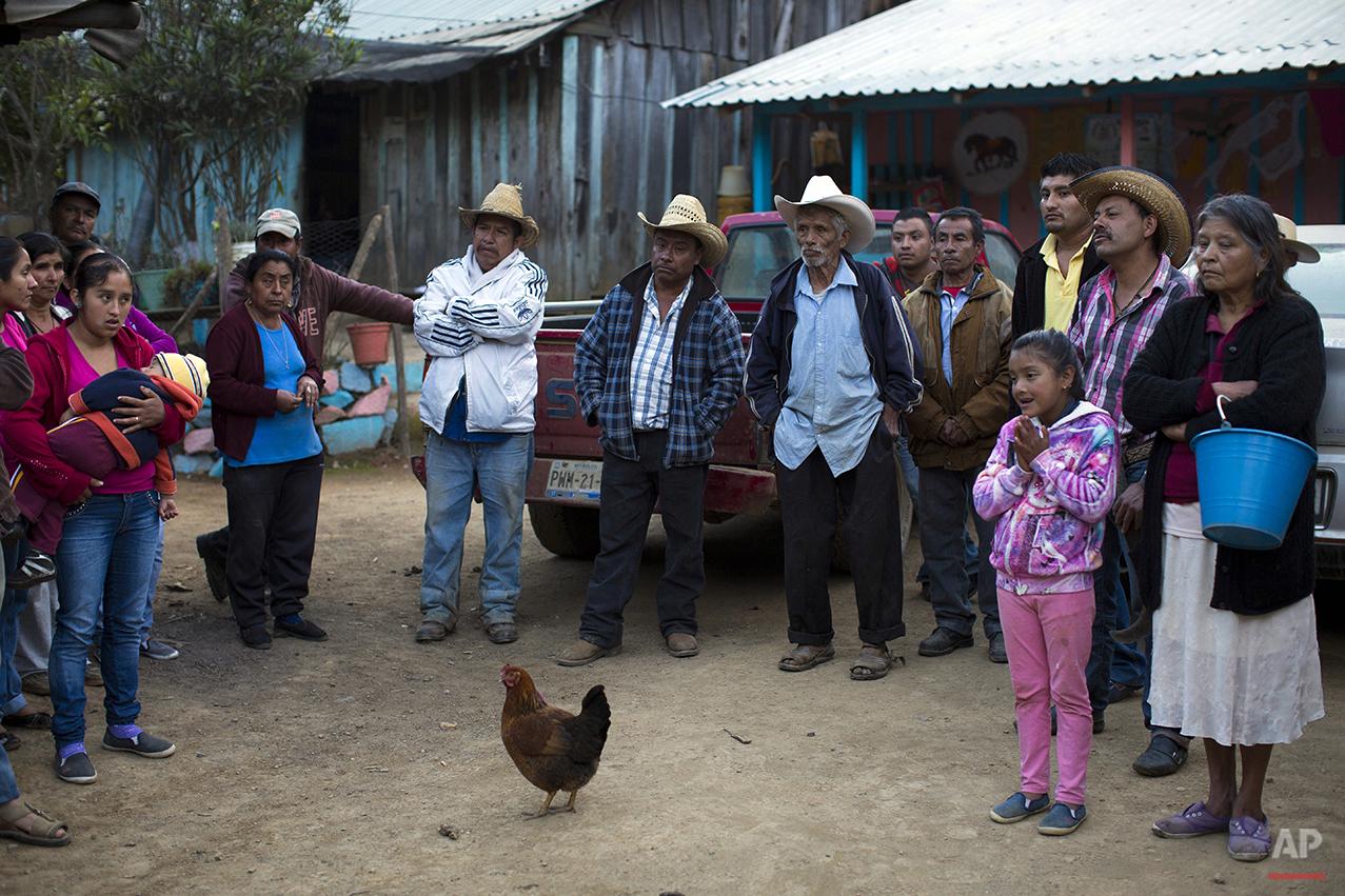 APTOPIX Mexico Heroin Trade