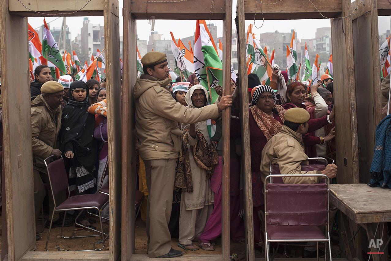APTOPIX India Election